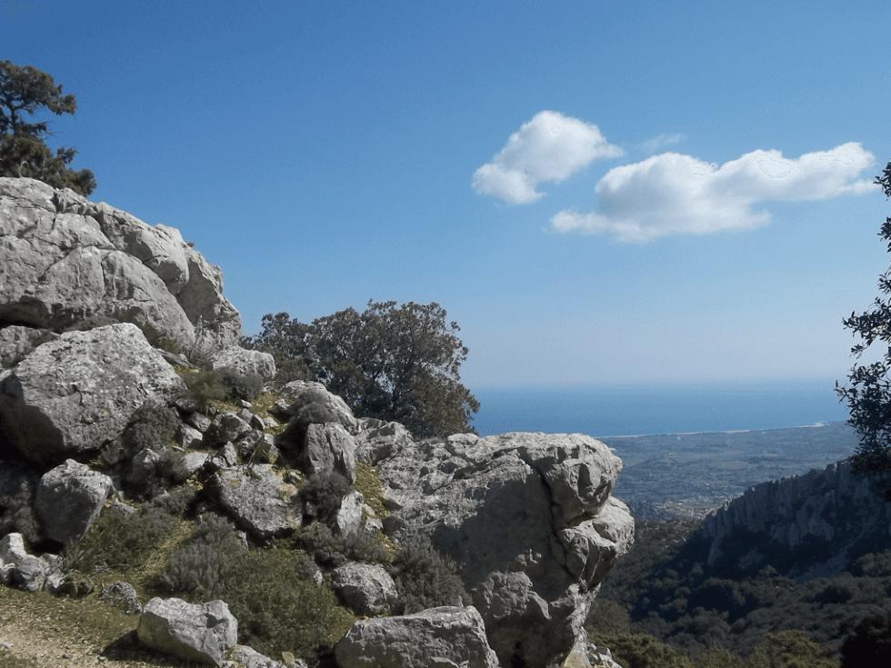 Mountains of Siniscola