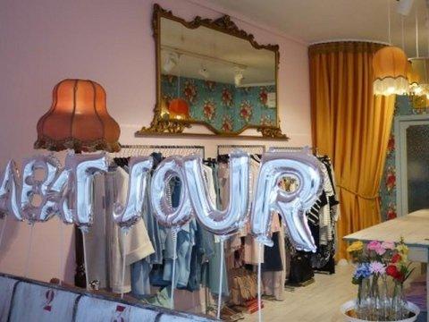 Abat Jour Firenze abbigliamento anni Cinquanta e Sessanta