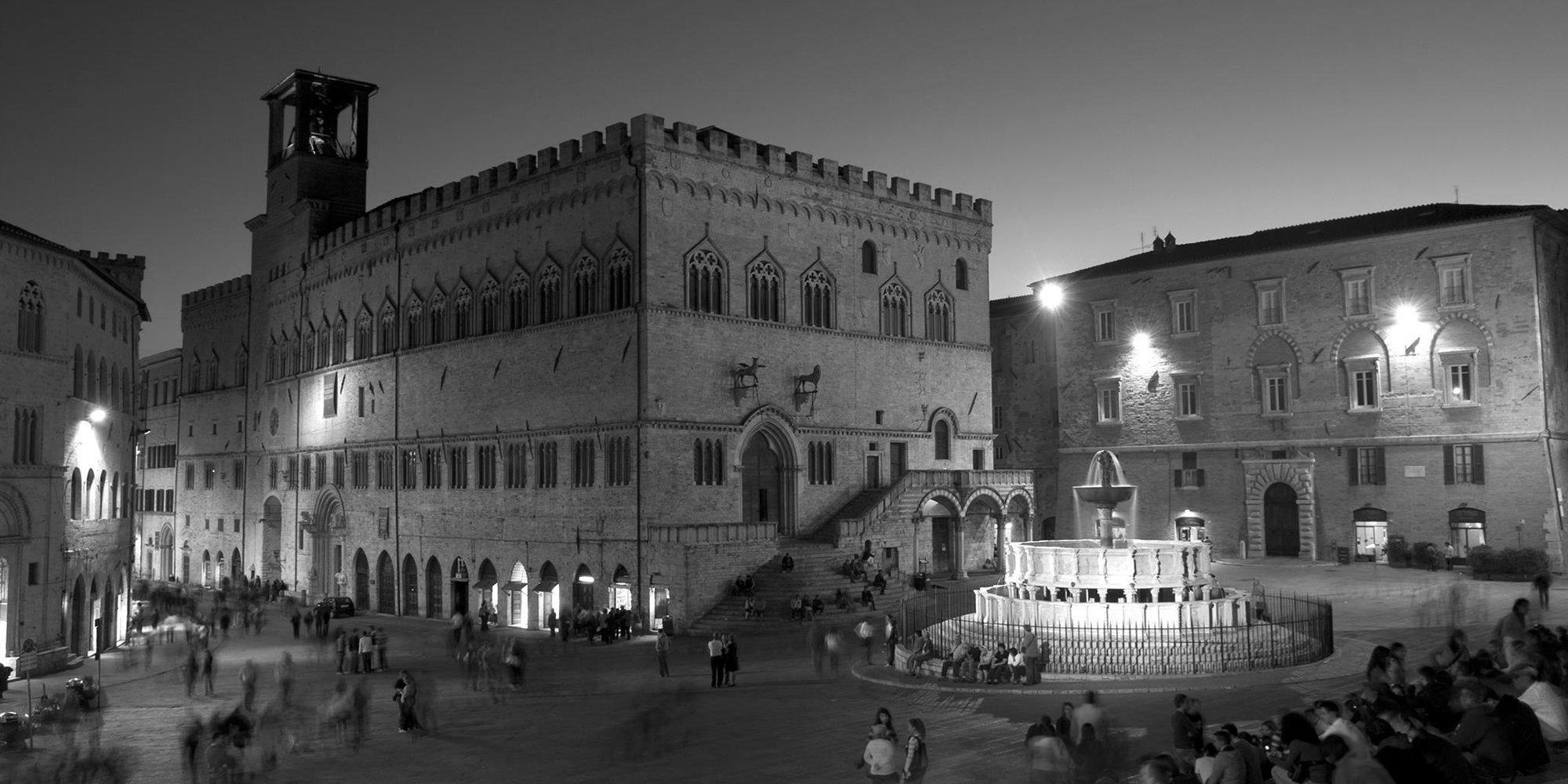 Perugia Crepuscolo