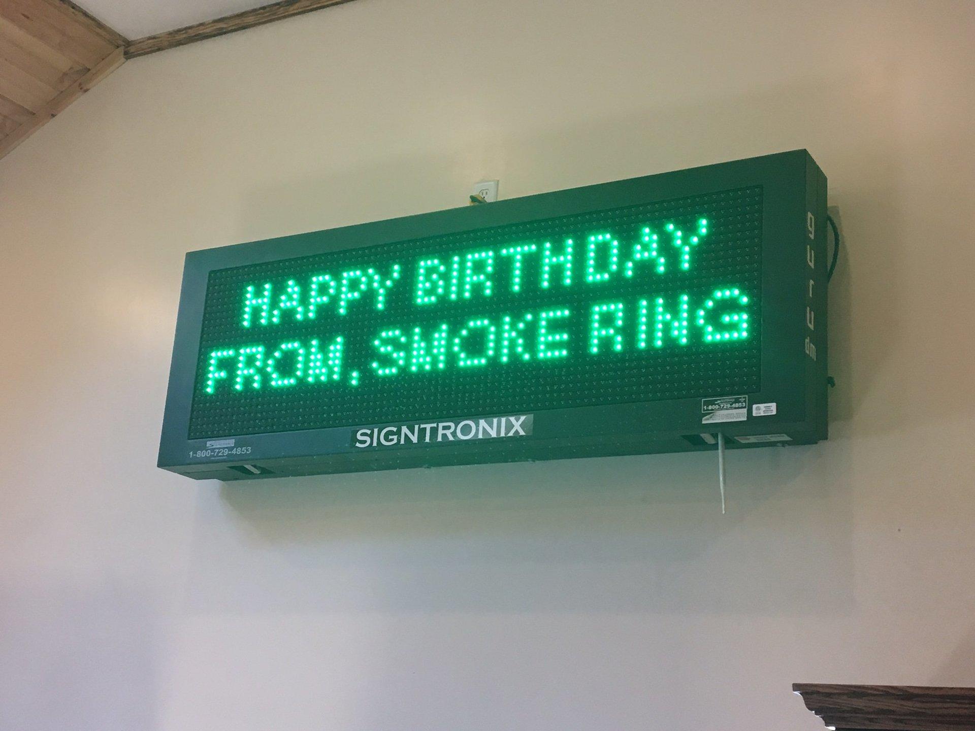 Batavia & Rochester, NY, Tobacco Shop