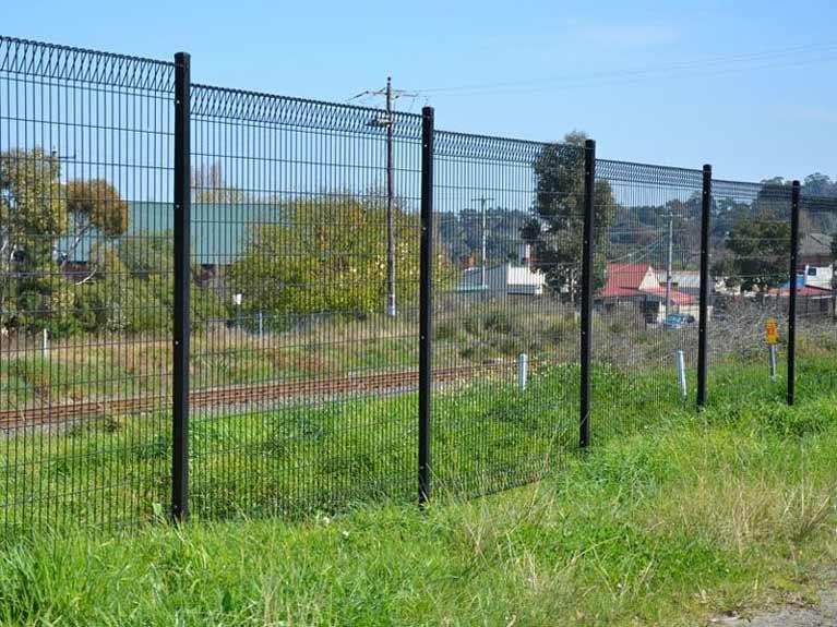 Welded mesh fencing melbourne