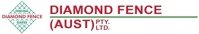 diamond fence australia pty ltd logo