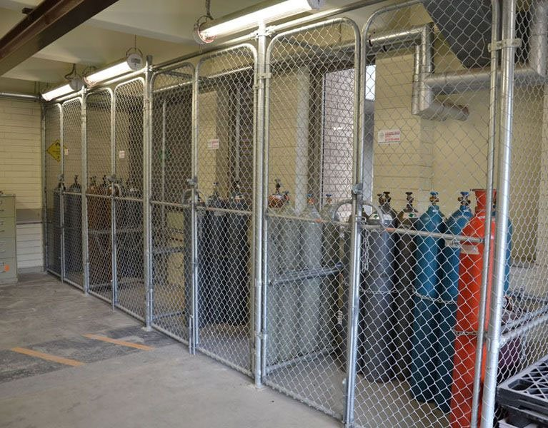 Chain Wire Fencing Melbourne Commercial Fencing