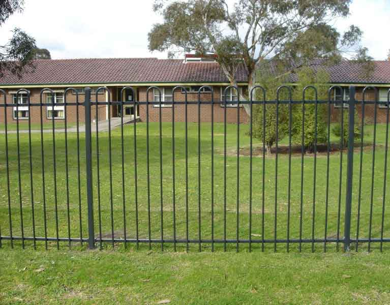 Come to us for tubular steel fencing in melbourne