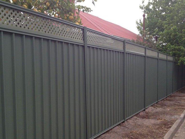 Colorbond Fencing Installation Melbourne Melbourne