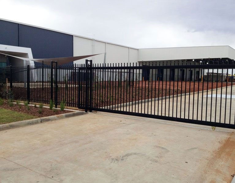 Security fencing melbourne fences diamond fence