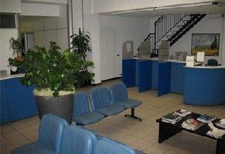 sala d'attesa centro medico