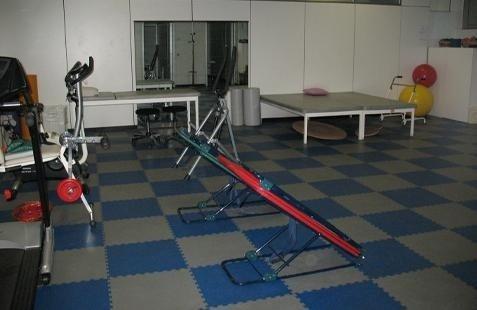 zona attività fisica