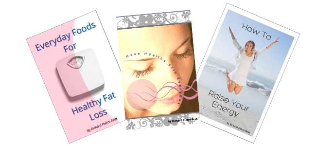 three e-books covers