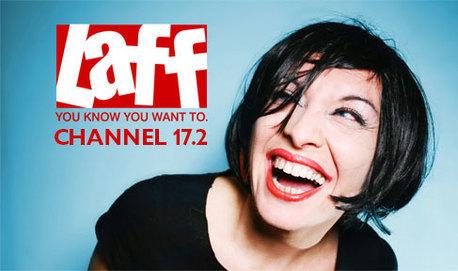 LAFF 17.2 Logo