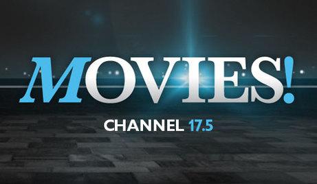 Movies! 17.5 Logo