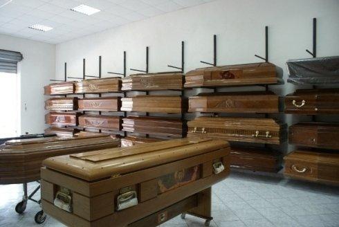 Servizi cimiteriali completi.