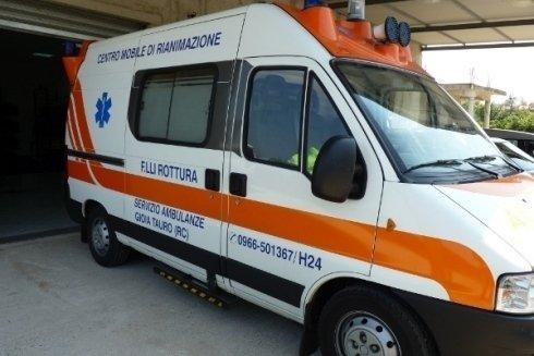 Attrezzato servizio di ambulanze attivo 24 ore su 24.