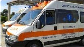 servizio, ambulanza, soccorso