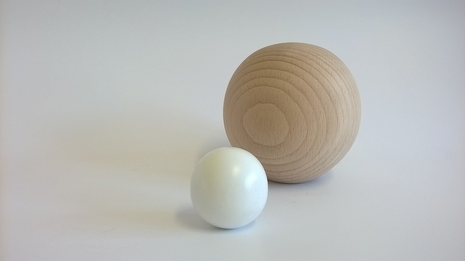 sfere in legno