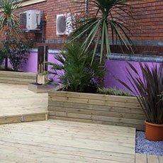 unique garden design