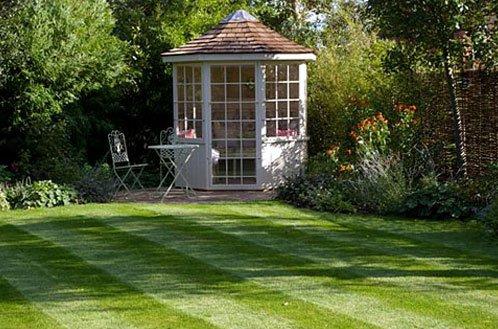 single conservatory