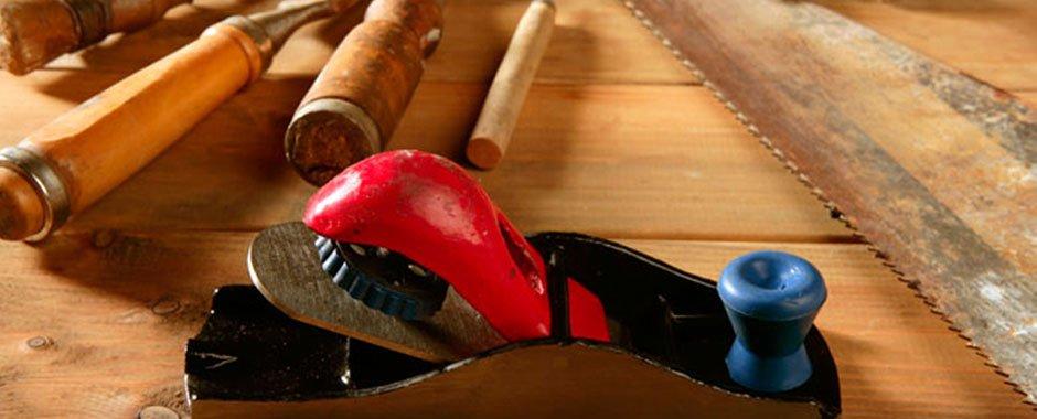 Carpentry Services - Horsham, West Sussex - G Aldridge  Co - Carpenter Tools