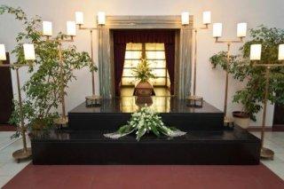 sala di commiato