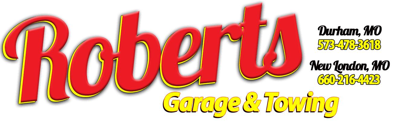 Roberts garage and towing