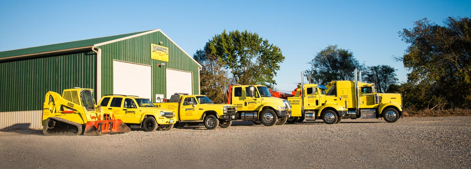 New London MO truck fleet, affordable towing service