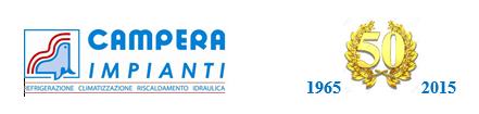 Campera Impianti srl - Logo