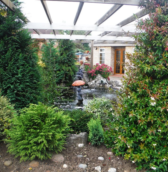 Garden at Gainsboro Ltd