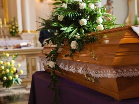 Organizzazione funerale a Roma
