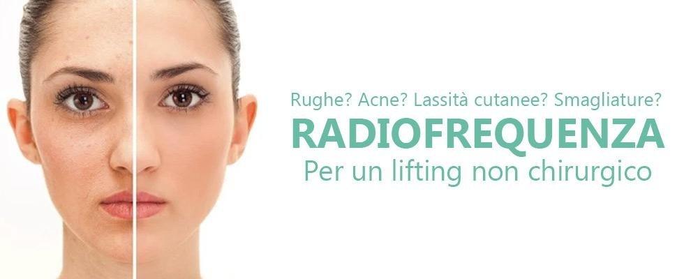 Radiofrequenza Borgomanero Novara