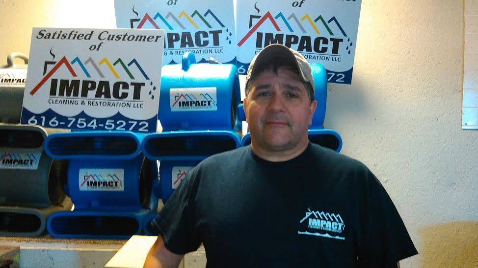 Impact Cleaning Amp Restoration Llc Greenville Mi About