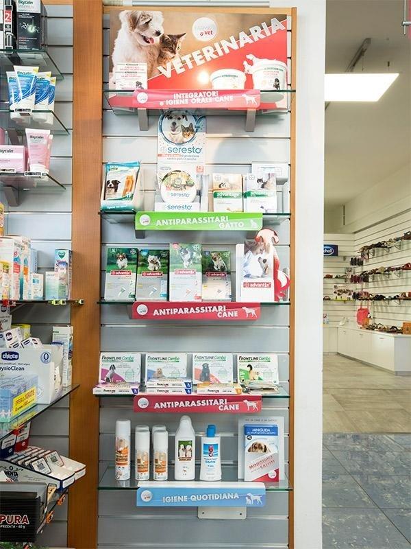 prodotti assistenza veterinaria