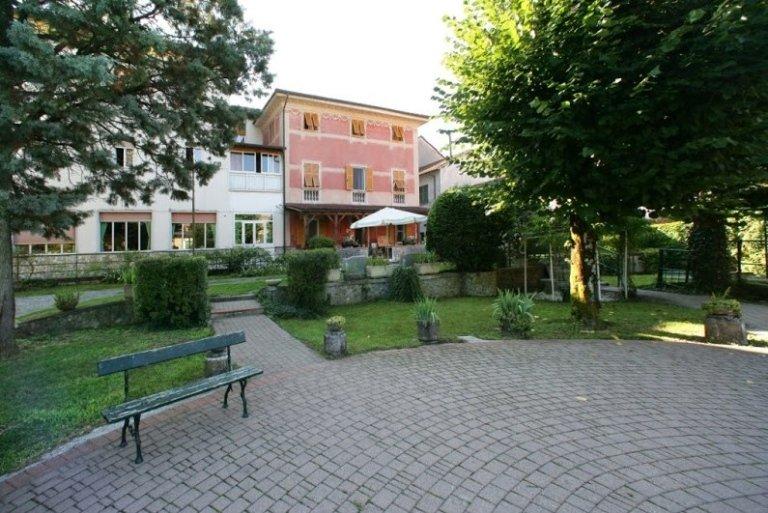 La Casa di Riposo a Montoggio