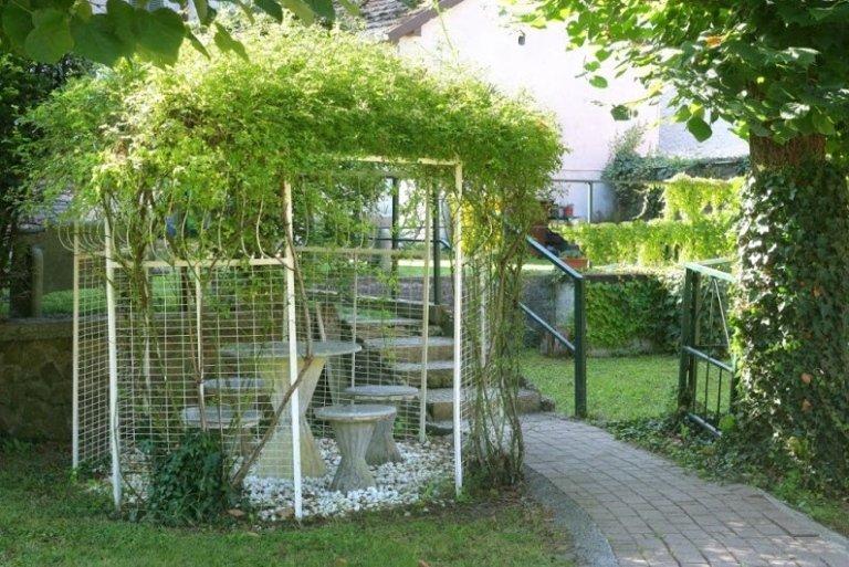 Area verde casa di Riposo