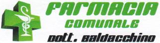 FARMACIA COMUNALE DOTT. SALVATORE BALDACCHINO - LOGO