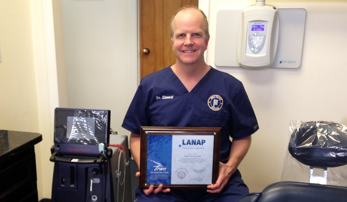Certified LANAP Specialist in Columbia MD