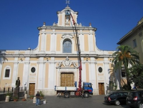 servizi chiesa