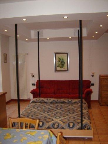 camera - soggiorno appartamento genzianella