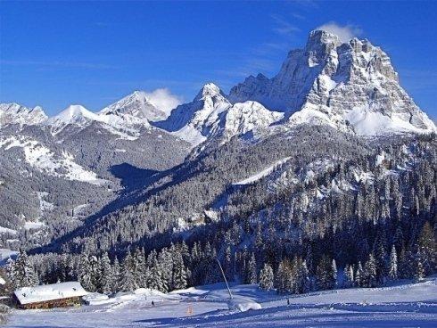 Vacanze invernali sulle Dolomiti