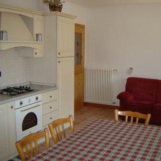 cucina soggiorno appartamento primula