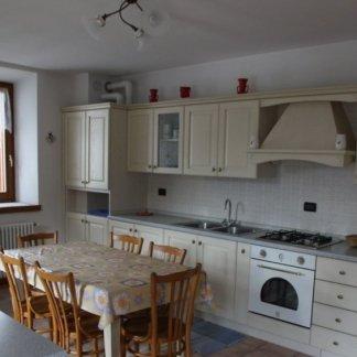 cucina - soggiorno rododendro