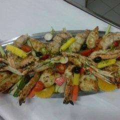 Grigliata di pesce fresco