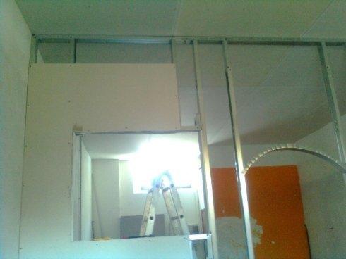 realizzazione pareti divisorie