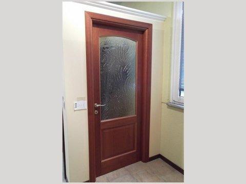 Porta massellata