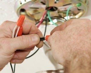 riparazione di impianti elettrici
