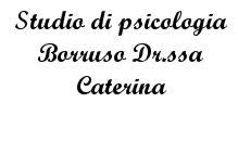 BORRUSO DR.SSA CATERINA - PSICOTERAPEUTA - logo