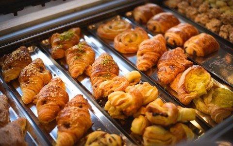 Croissant freschissime