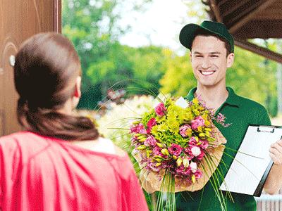 consegna fiori e piante a domicilio