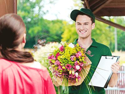 consegne a domicilio fiori genova