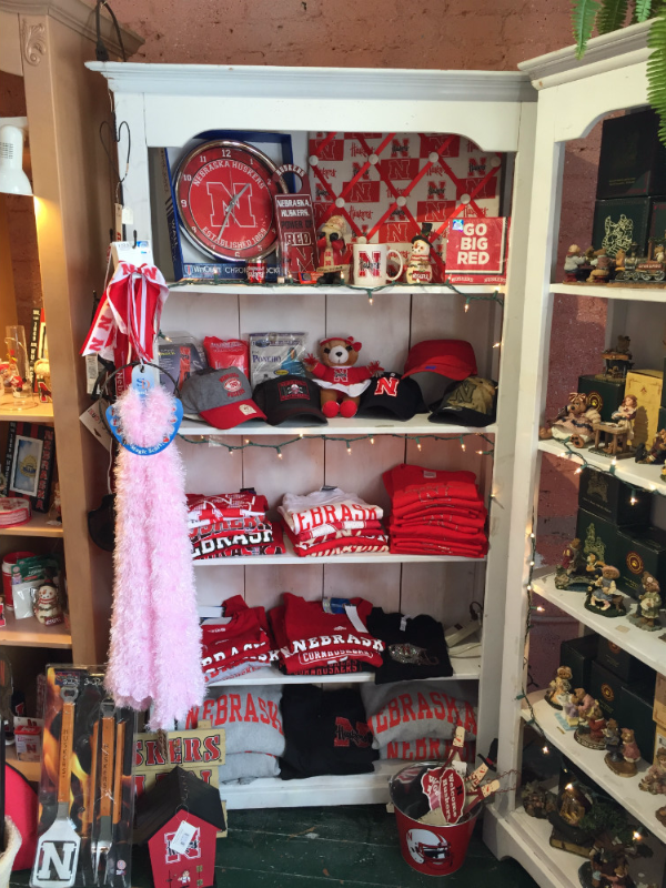 Variety of unique gift available at the store