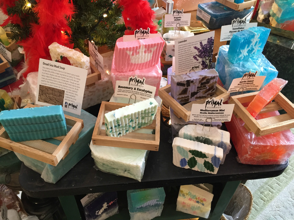 Wide range of glycerin soap available at the shop
